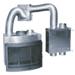 Hogares con distribución de agua caliente